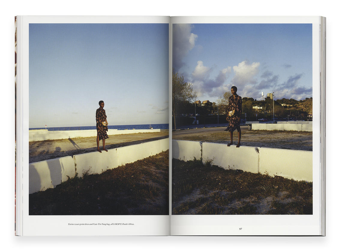 Paula's Ibiza by Loewe for Metal Magazine  | Mónica Zafra